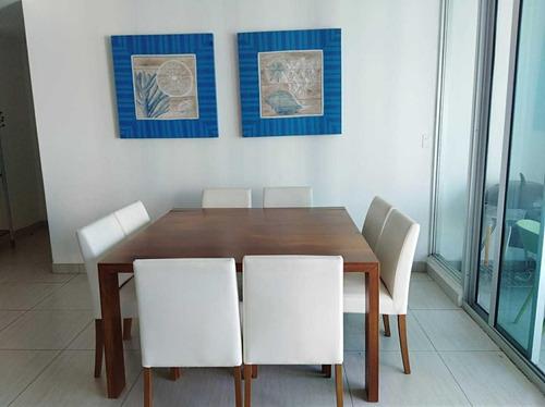 amplio apartamento en venta en coco del mar, panamá cv