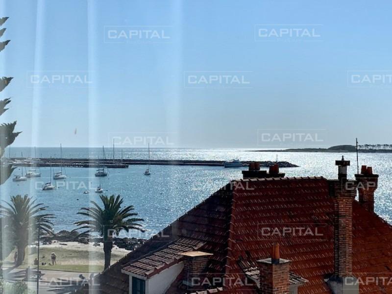 amplio apto 3 dorm., en venta. península, a metros del puerto.- ref: 26691