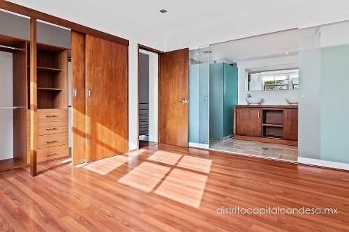 amplio departamento en 2 niveles en venta en cuajimalpa, cdmx