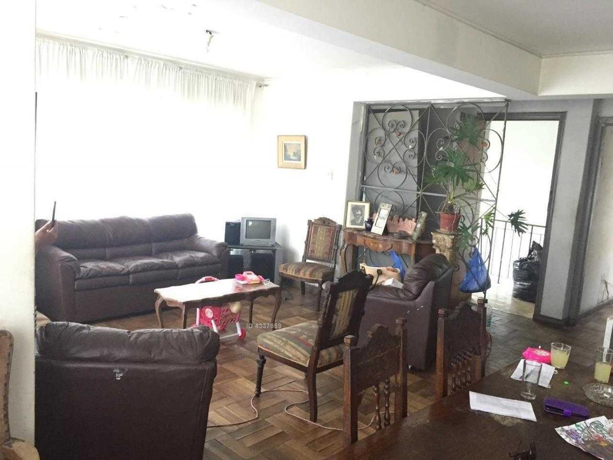 amplio departamento en 2º piso, pocuro