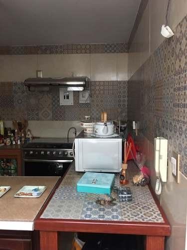 amplio departamento en excelente ubicación en la colonia rom