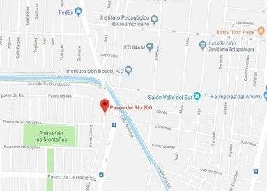 amplio departamento en pasesos de taxqueña, coyoacán