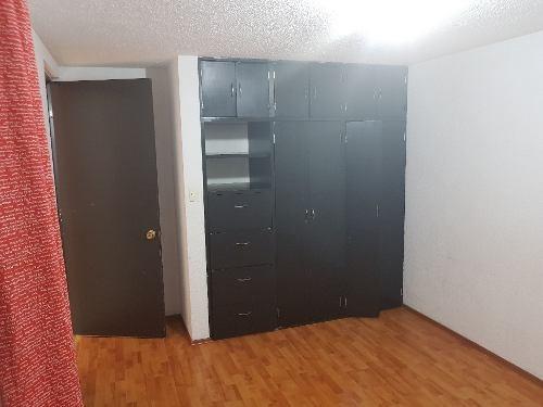 amplio departamento en renta con balcón 3 recamaras en la colonia tacuba