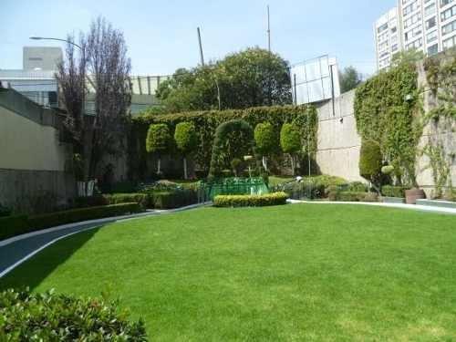 amplio departamento en renta , en lomas de chapultepec
