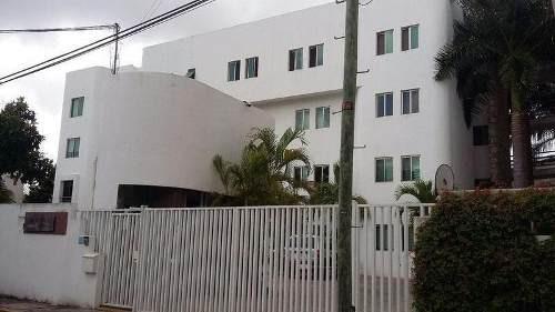 amplio departamento  en renta y/o venta centro de cancún c2585