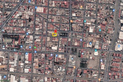 amplio depto de remate 115 m. ubicación céntrica. 5585337335