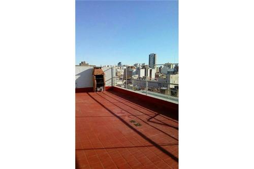 amplio depto. monoambiente divisible, gran balcón!