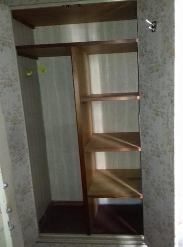 amplio dpto 2 dormitorios externo 2 piso. con cochera opcional apto credito excelente - a metros de pellegrini