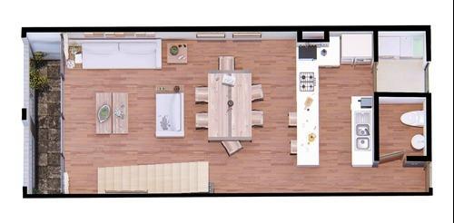 amplio duplex de 169m en preventa