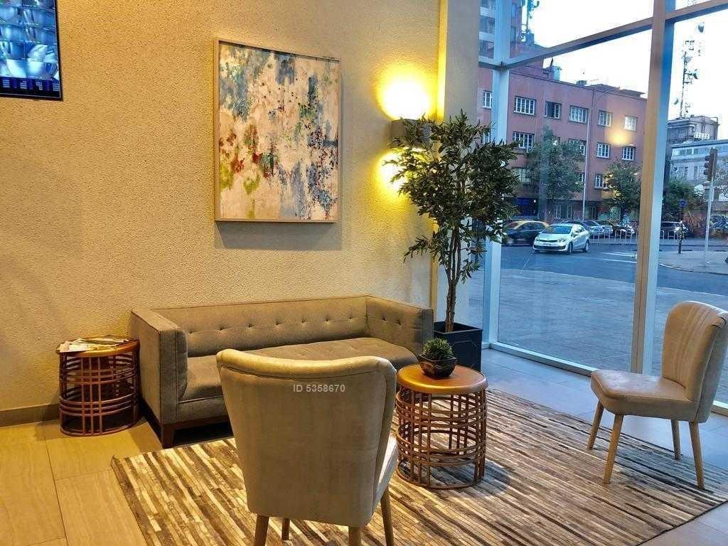 amplio home studio nuevo con terraza | metro los héroes.
