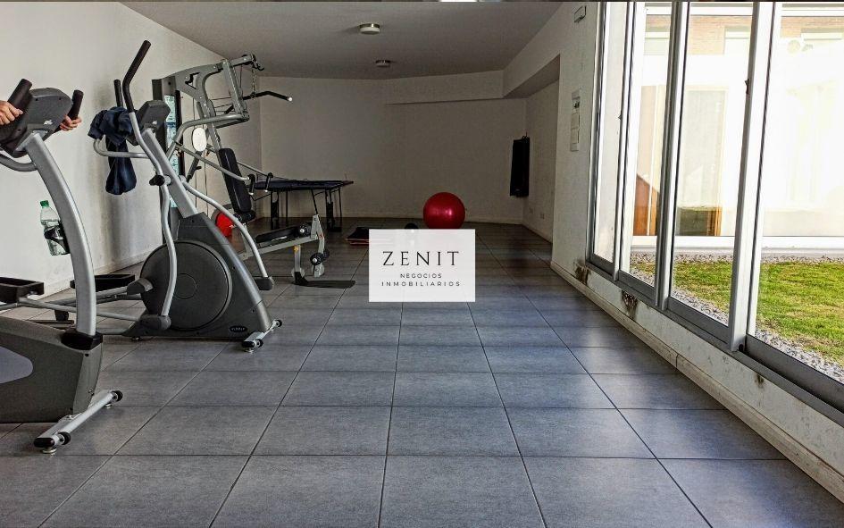 amplio - impecable - gimnasio - terraza - amenities - cocina