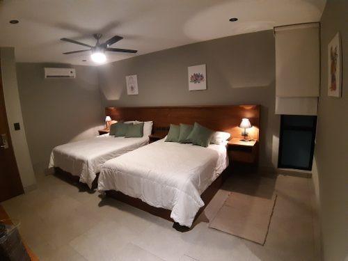 amplio lock off con amenidades de lujo it hotel playa del carmen p3099