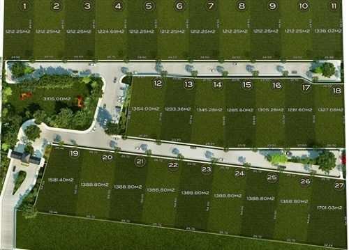 amplio lote residencial en exclusiva privada temozon norte