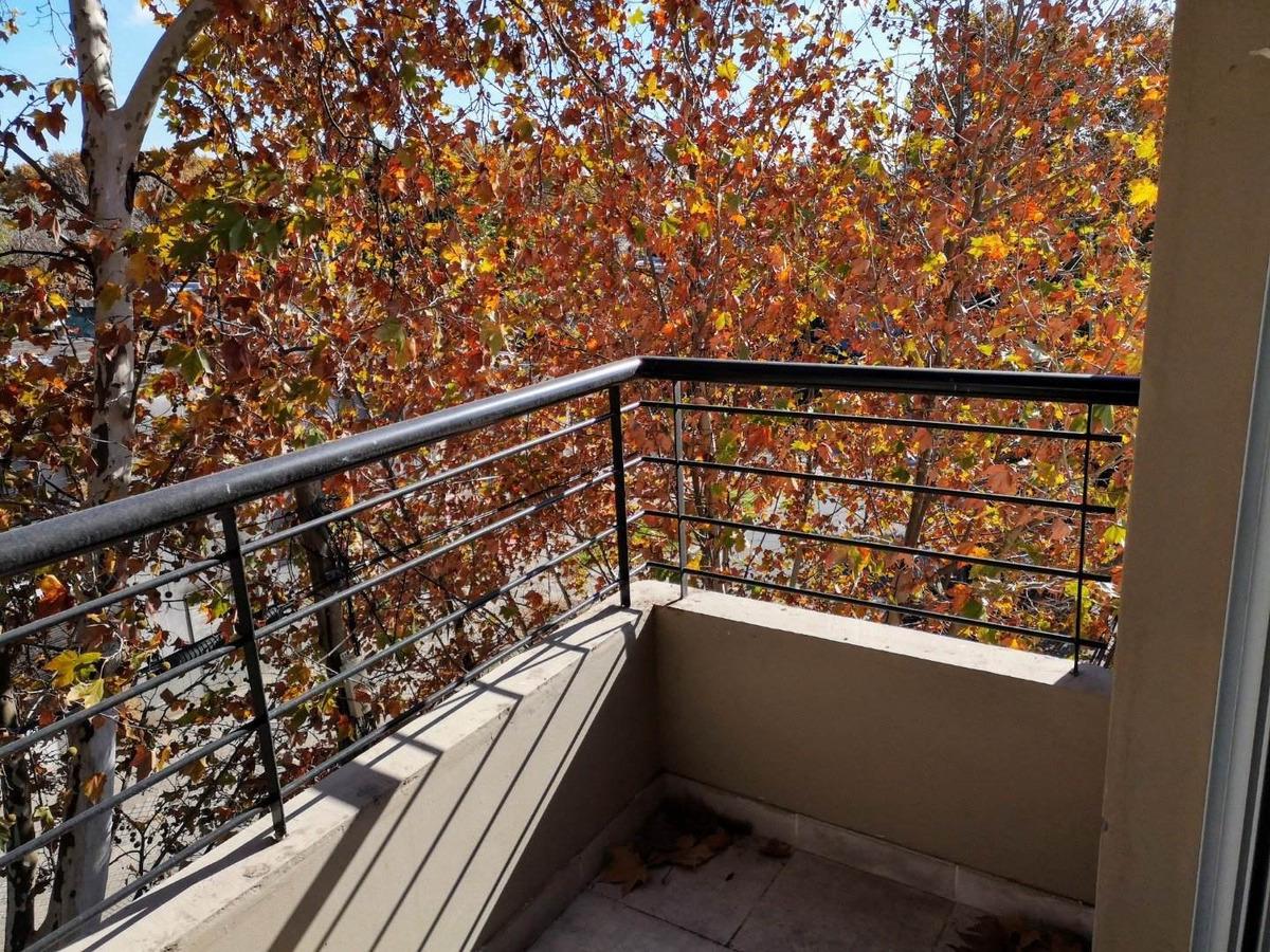 amplio monoambiente con balcon - a estrenar con amplia financiacion