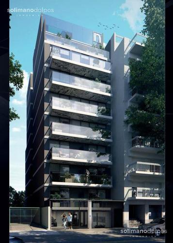 amplio monoambiente con balcón - belgrano
