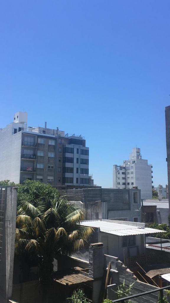 amplio monoambiente con gran terraza