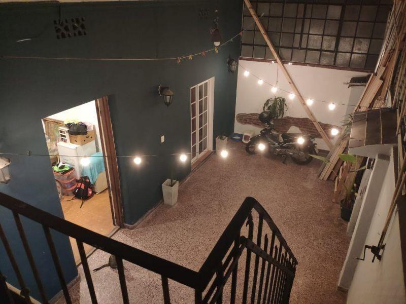 amplio ph con terraza 65 m2 todo sol, zona de chacarita!!