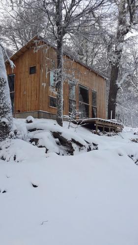 amplio relajado loft de montaña - las pendientes, chapelco