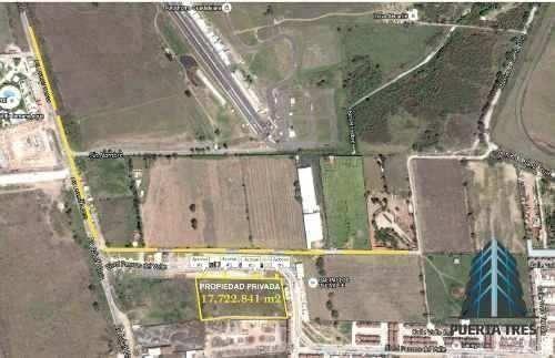 amplio terreno a 300 mts. de av. adolf horn (h4)
