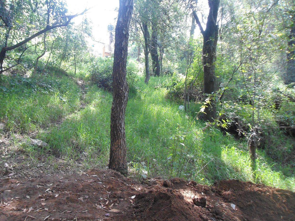 amplio terreno en cuajimalpa