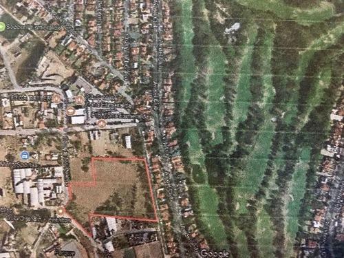 amplio terreno en venta rancho blanco, zona esmeralda