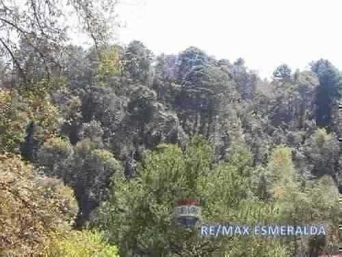 amplio terreno rustico en nicolas romero
