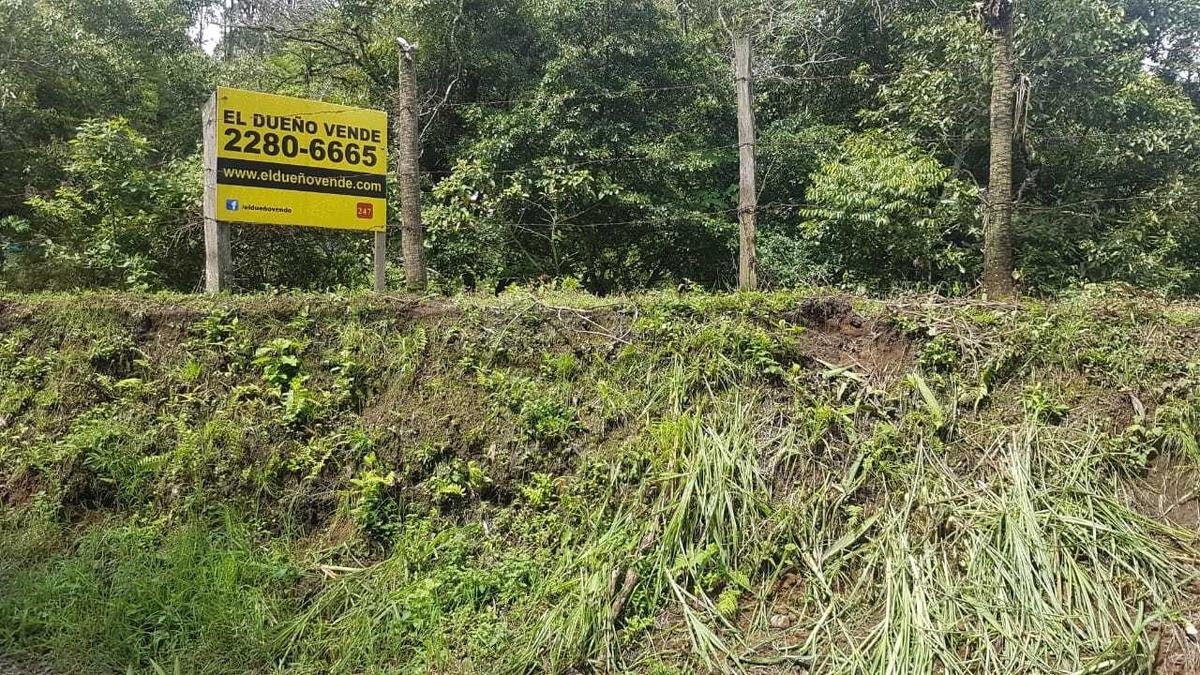 amplio terreno ubicado entre mata de plátano/rancho redondo