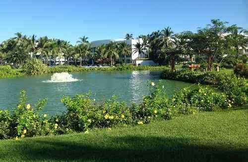 amplio y hermoso depto. en mayan lakes, acapulco