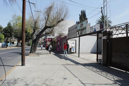 amplio y ubicadísimo local en huipulco (v)