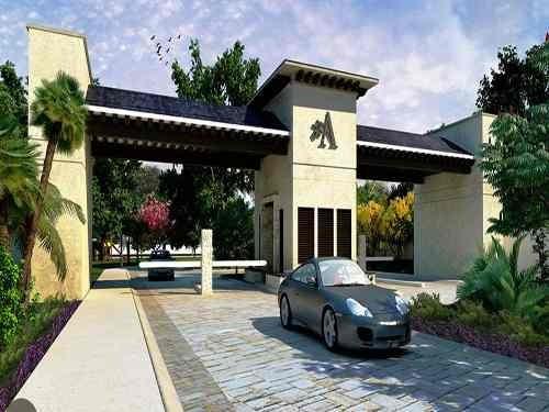 amplios lotes residenciales en exclusiva privada