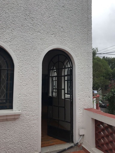 amplisima casa en renta col roma. ideal para tu empresa.
