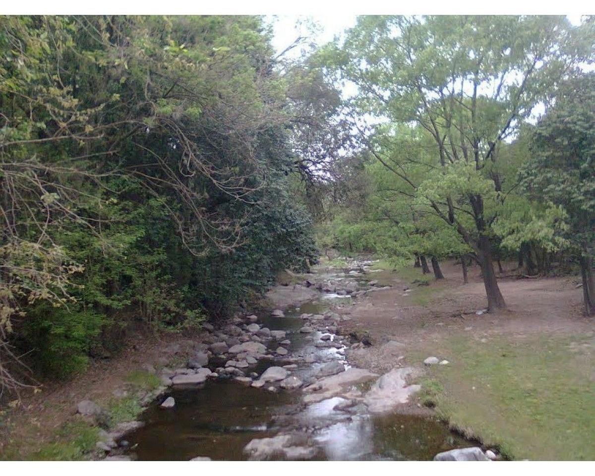 amplisimo lote en prado de la rivera . agua de oro,cordoba!