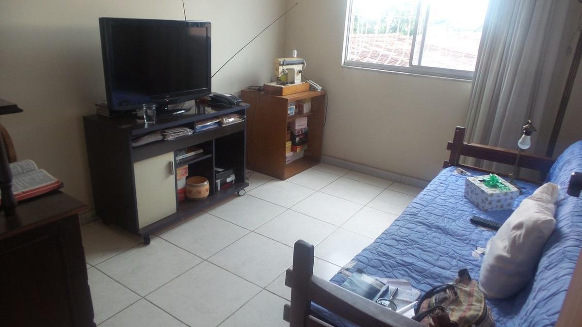 amplo apartamento 3 quartos com suíte no santa mônica - 2145