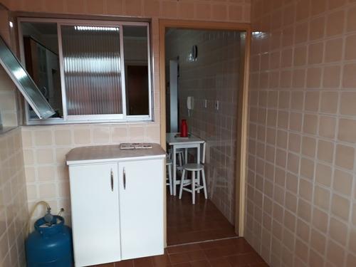amplo apartamento com 2 dormitórios boqueirão - mobiliado