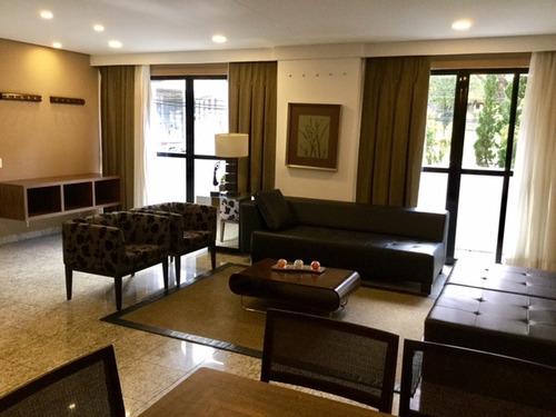 amplo apartamento com 4 dormitórios/2 suítes - água verde!