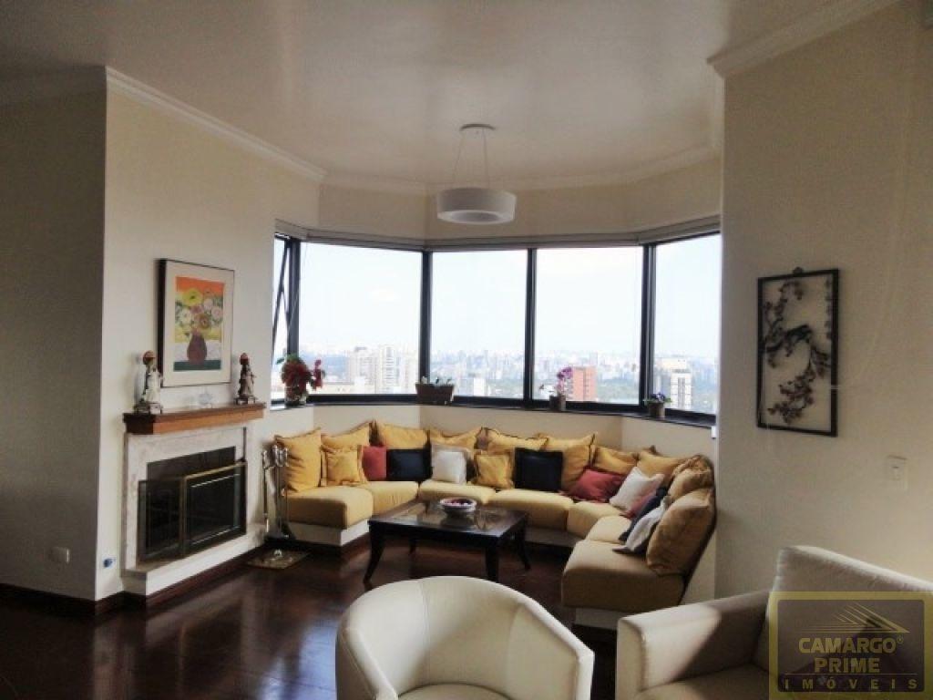 amplo apartamento com vista 360 graus  - eb83376