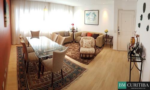 amplo apartamento de 03 dorm./suíte - água verde