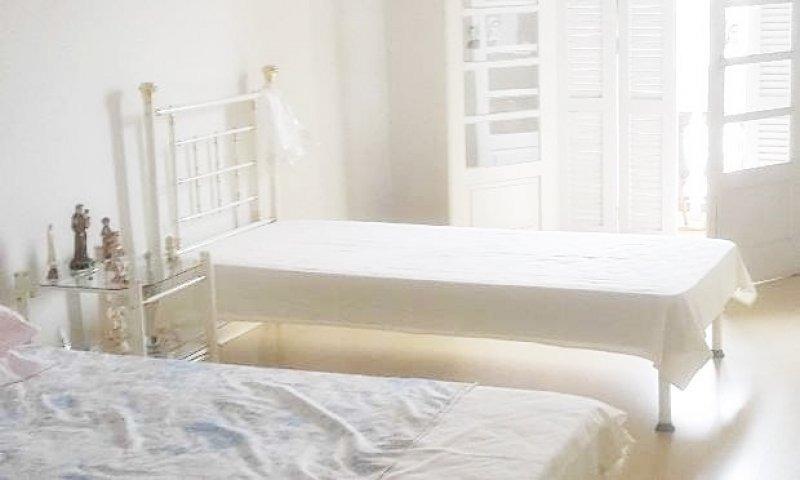 amplo apartamento no embaré - 3 dormitórios - 186 m² - embaré