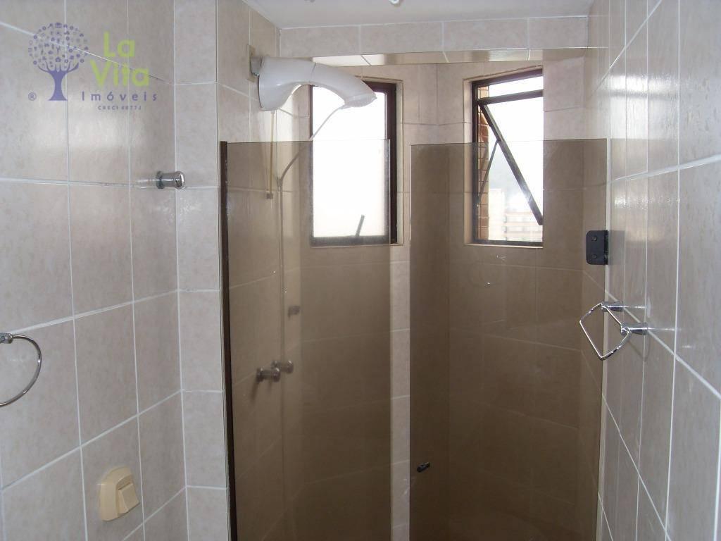 amplo apartamento residencial para venda e locação, vila nova, blumenau. - ap0158