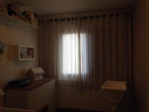 amplo apartamento semi mobiliado na região do butantã - 10825