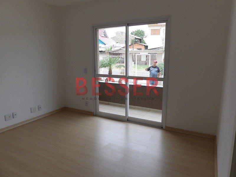 amplo apartamento terreo de 2 dormitorios - v-480