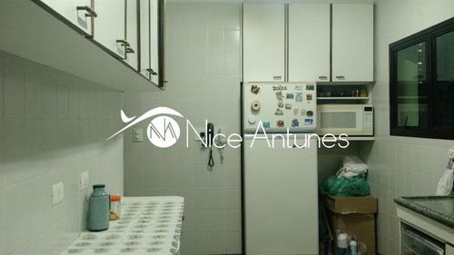 amplo apto em condomínio tranquilo localizado na melhor região do bairro da água fria / santana - na9721