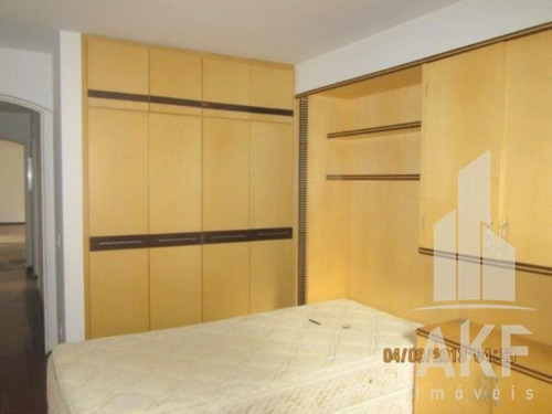 amplo - ensolarado - perto de tudo !!, 4 dormitorios (01 suite) 03 vagas, repleto de armarios !!! - v-7903