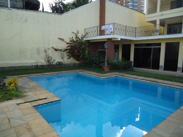 amplo sobrado em excelente localização/com piscina. ref12737