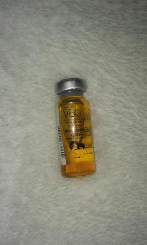 ampolla botox de oro vell``za 14ml buenisimas originales