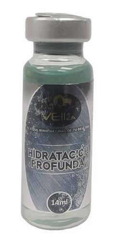 ampolla capilar hidratacion profunda  und 14ml 5 unid