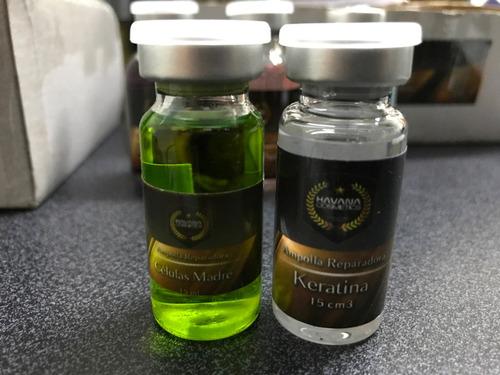 ampollas capilares botox