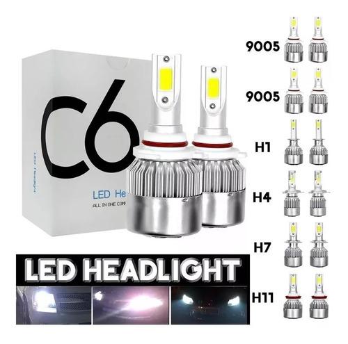 ampolleta auto led headlight h1 h3 h4 h7 h11 h13 9005/6 880