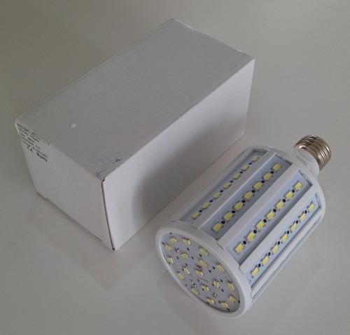 ampolleta led e27 18w 1950 lm (luz fría) ofertón!!