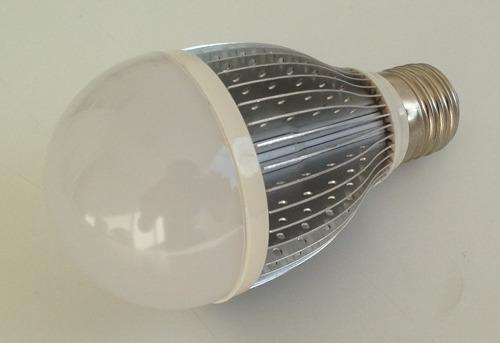 ampolleta led e27 r63 7 watts 700 lúmenes luz cálida
